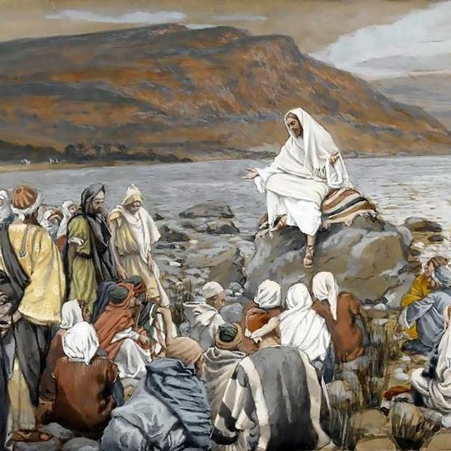 Image result for public domain images of jesus teaching