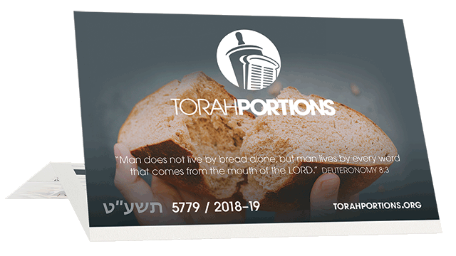 Torah Portions Schedule